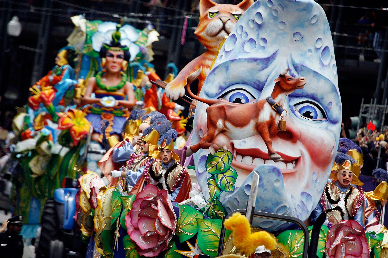 Mardi gras festival productions ltd