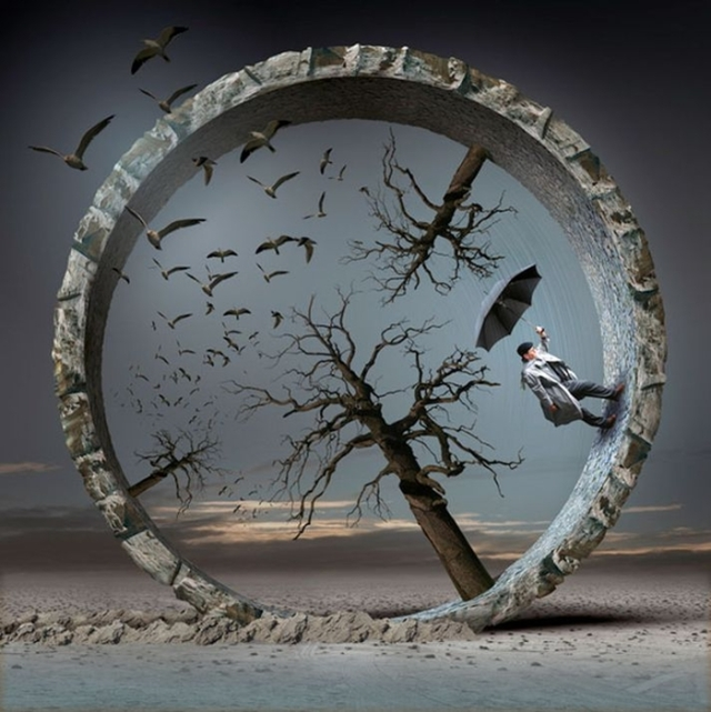 Igor Morski 1960 - Polish Surrealist Illustrator - Tutt'Art@ (29)